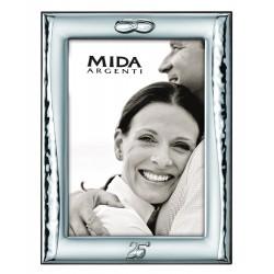 Cornice MIDA Argenti ART 026515-25 cm13X18