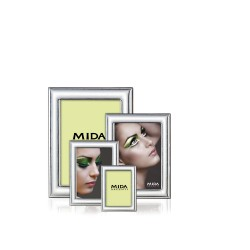 SET CORNICI MIDA Argenti ART 026002 4PZ